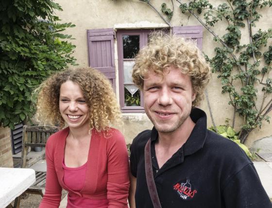 Camille et Mathieu Lapierre